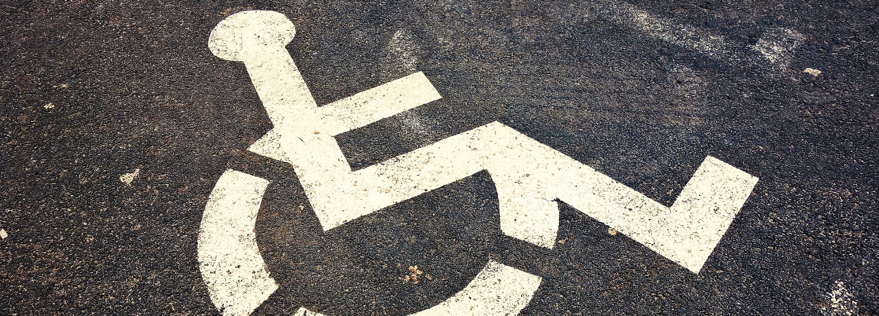 Přeprava osob na invalidním vozíku